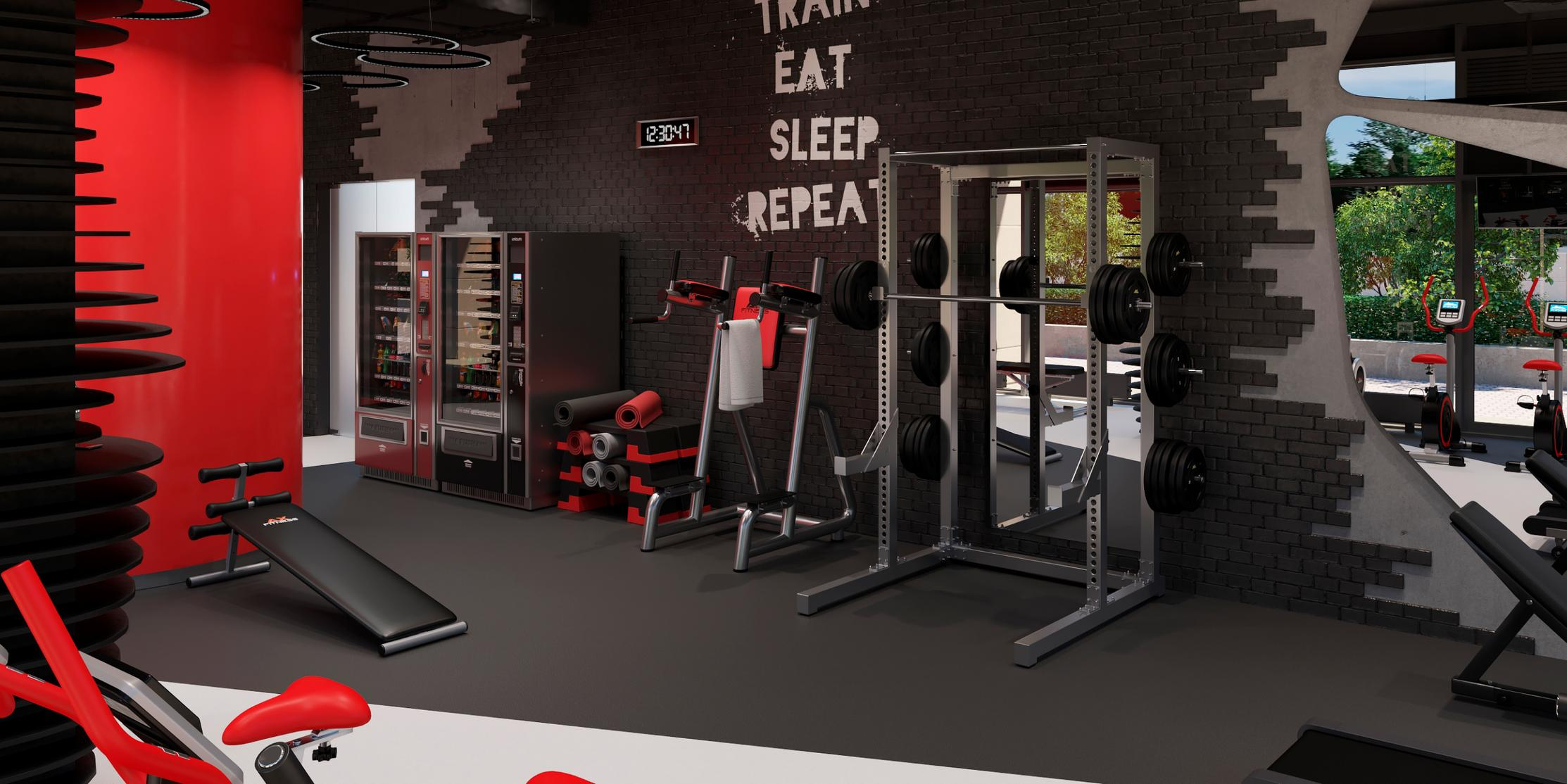 Фитнес-студия Life Fitness